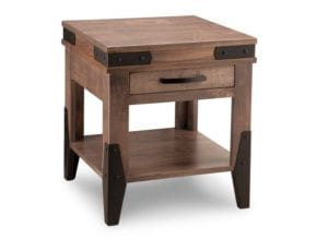 Handstone End Tables