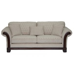 Adilene Sofa Dynasty 0631 Style Sofa With Seats Detached And Backs Attached