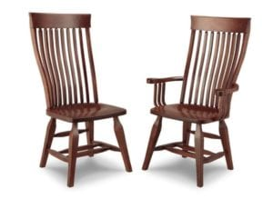Handstone Dining Chairs (All Wood)