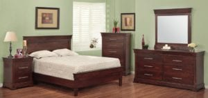 Handstone Bedroom Packages (No Upholstery)