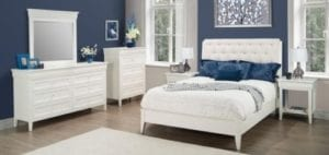 Handstone Bedroom Packages (W/Upholstery)