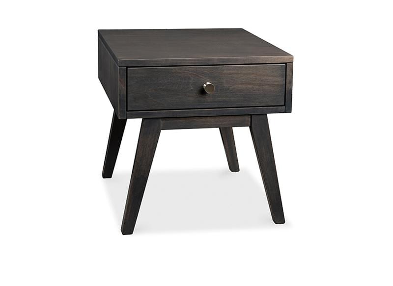 Tribeca End Table With Drawer Berkshire Furniture