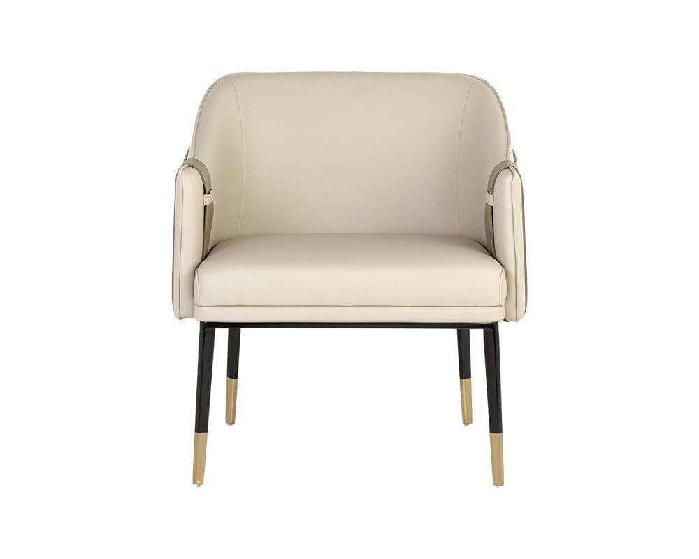 Carter Lounge Chair - Napa Beige / Napa Tan