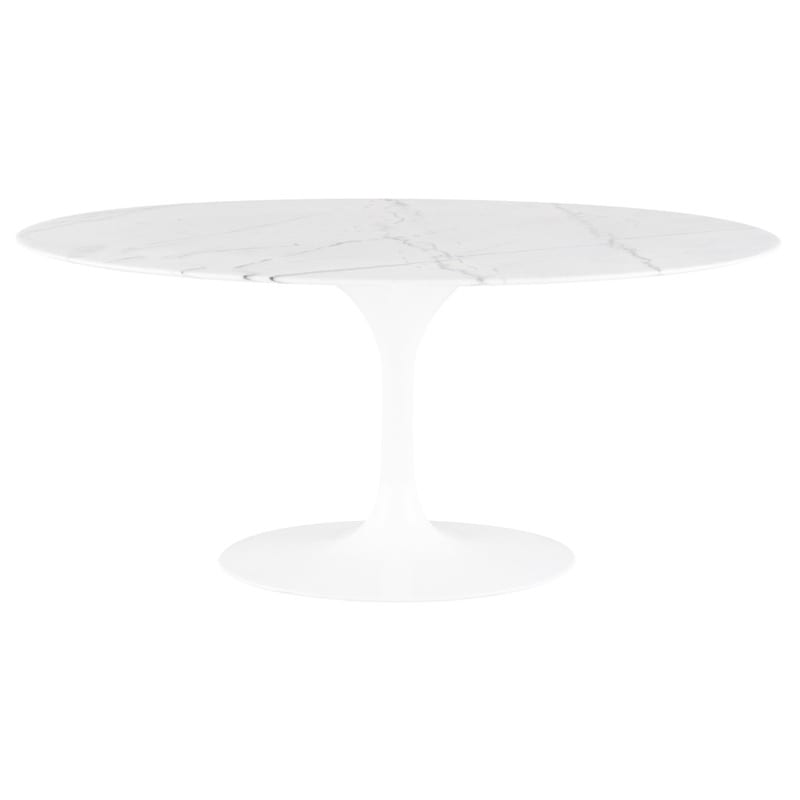 ECHO DINING TABLE WHITE HGEM853