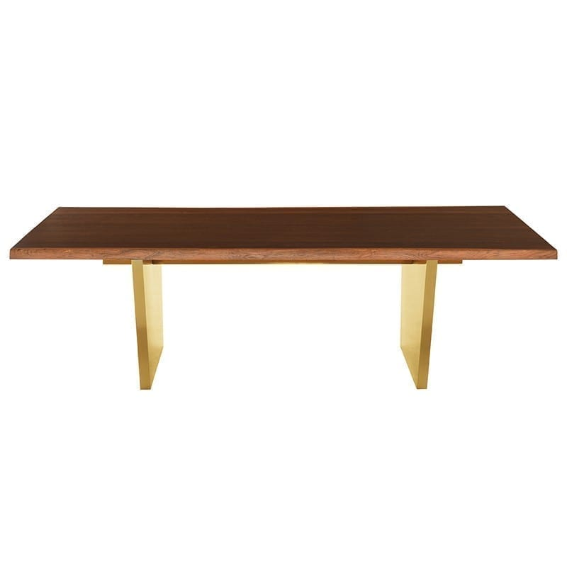 AIDEN DINING TABLE SEARED HGNA438