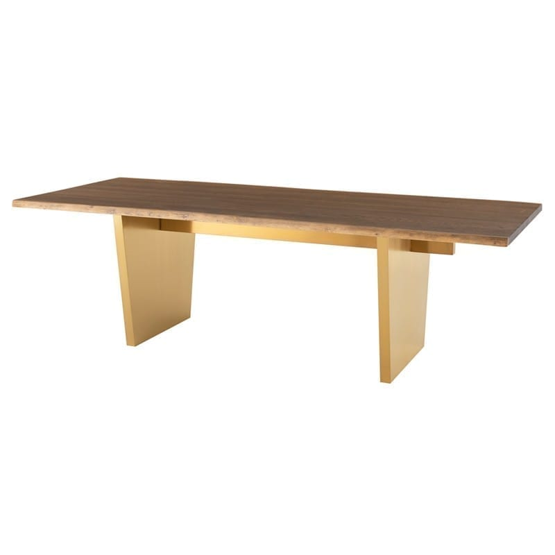 AIDEN DINING TABLE SEARED HGNA439