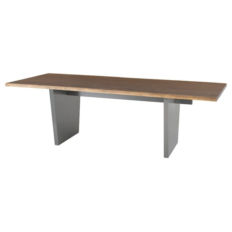 AIDEN DINING TABLE SEARED HGNA576