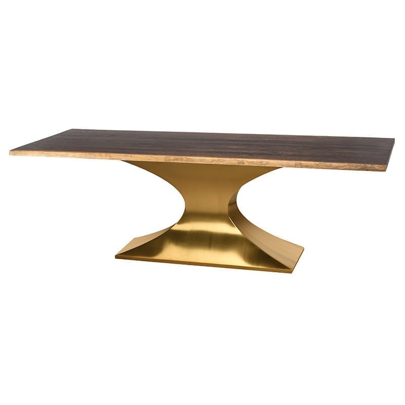 PRAETORIAN DINING TABLE SEARED HGSX233