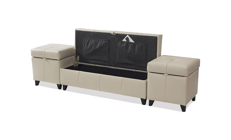 NELSON Lind OTTOMAN & BENCHES -954