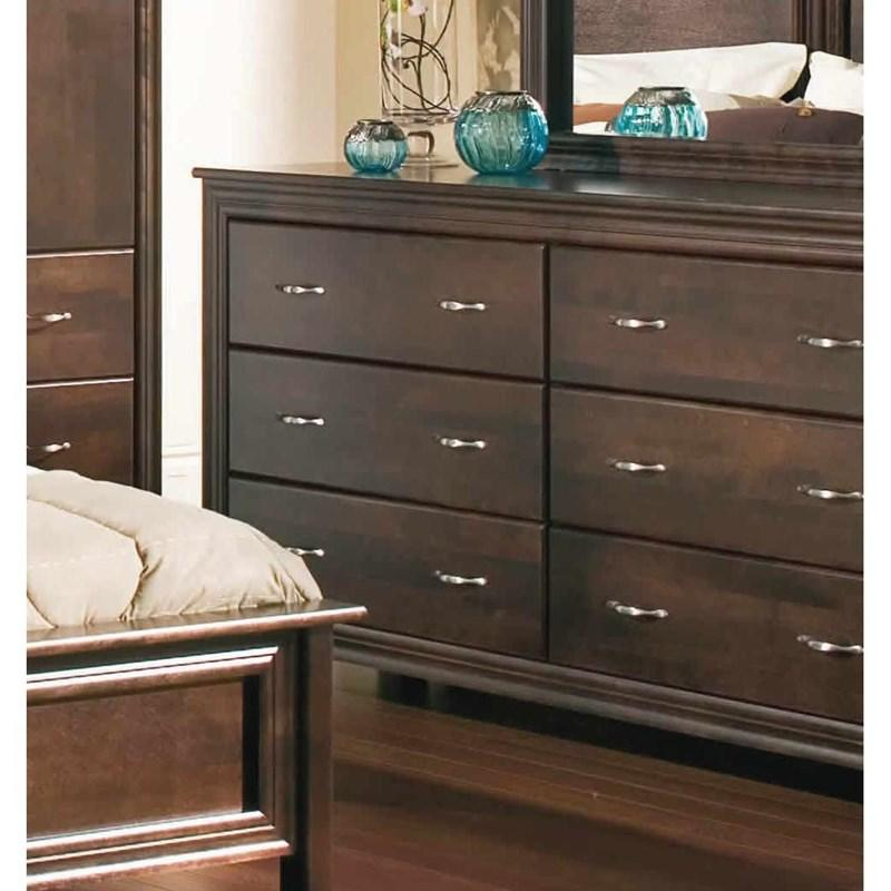 LUXEMBOURG 6 DRAWER DRESSER By JLM - Berkshire Furniture